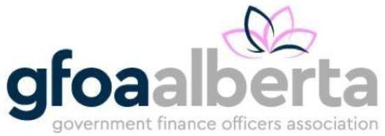 Alberta Government Finance Officers Association (Association)