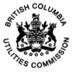BC Utilities Commission