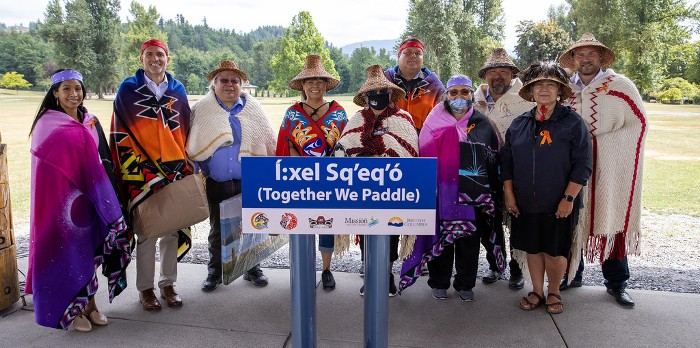 Historic Agreement in Fraser Valley Brings Together Municipal, Provincial, First Nations Governments